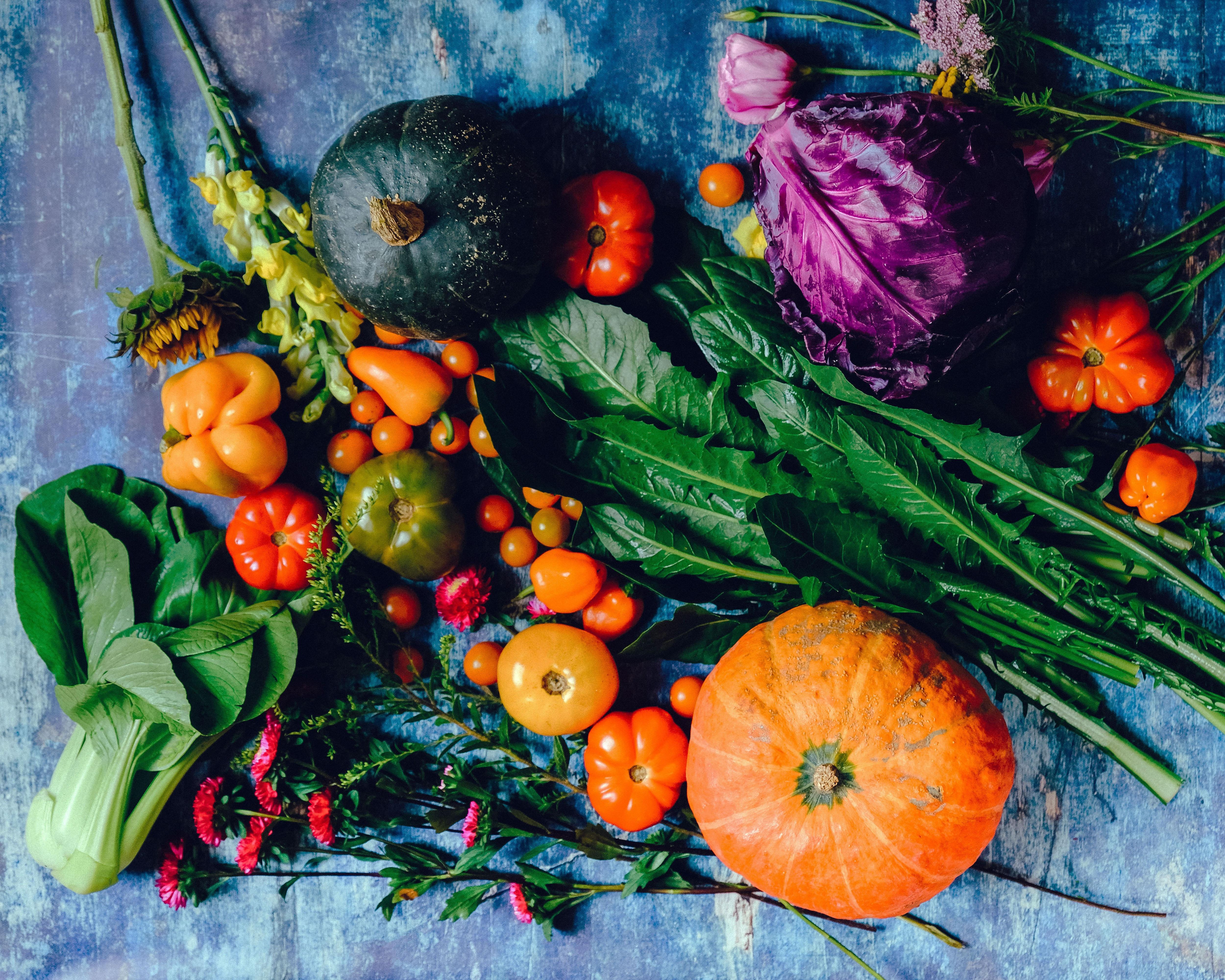 Ernährung und Hautalterung